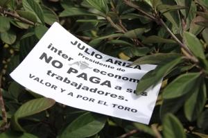 """El """"humanismo cristiano""""de Ariza (Prnoticias)"""