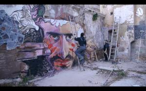 """Fotograma del documental """"Las Calles Hablan"""""""