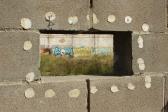 Arte detrás de los muros. Foto: Ana Pérez Martín