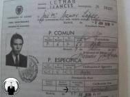 Resultados de la prueba de acceso a la universidad de Aznar (Foto: Revista Mongolia)
