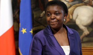 Cecile Kyenge, the new Italian minister for integration