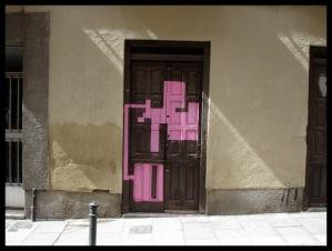 2006. Fotografía cedida por Madrid Street Arte Project