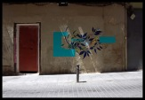Julio 2011. Fotografía cedida por Madrid Street Arte Project
