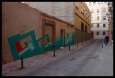 Enero 2012. Fotografía cedida por Madrid Street Arte Project